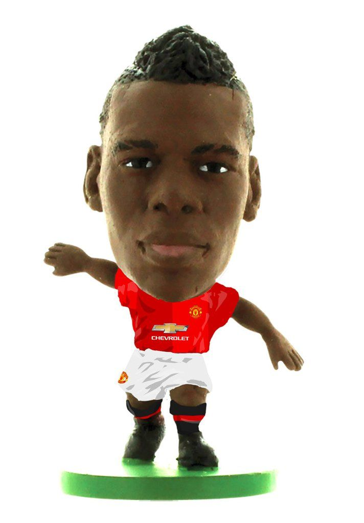 Man Utd - Paul Pogba Home Kit (2017 version)