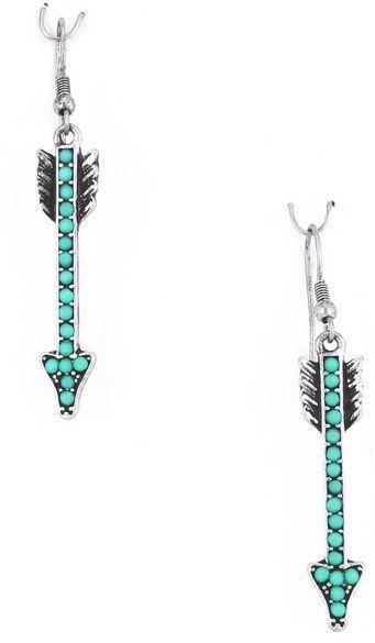 Arrow Cowgirl Earrings