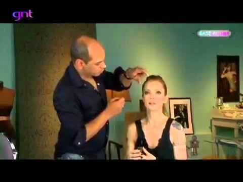 Aprenda a Fazer Olho Preto Por Kaká Moraes - YouTube