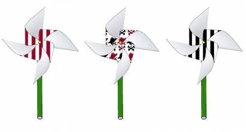 Вертушки из бумаги в пиратском стиле - Вертушки и флажки - Распечатай к празднику (бесплатно) - Каталог статей - Устроим праздник! Праздники дома