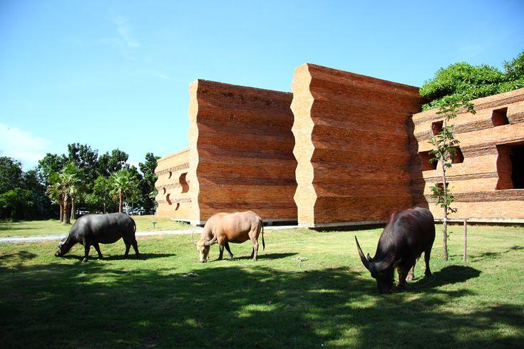 Kantana Film and Animation Institute | Wienerberger Brick Award 14