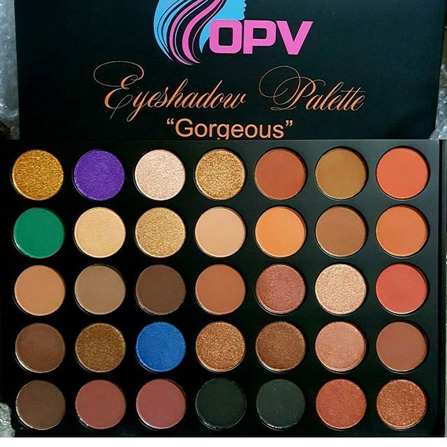 OPV Beauty specialises in richly pigmented and easy to apply cosmetics including glitters, eyeshadows, crème gel lipsticks to help you get the A-list look.