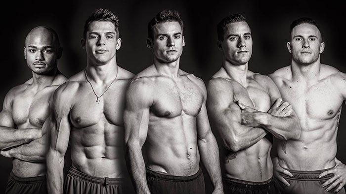 Meet The 2016 U.S. Men's Olympic Gymnastics Team