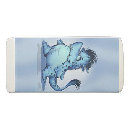 #SHARK FISH CARTOON Wedge Eraser - #giftideas for #kids #babies #children #gifts #giftidea
