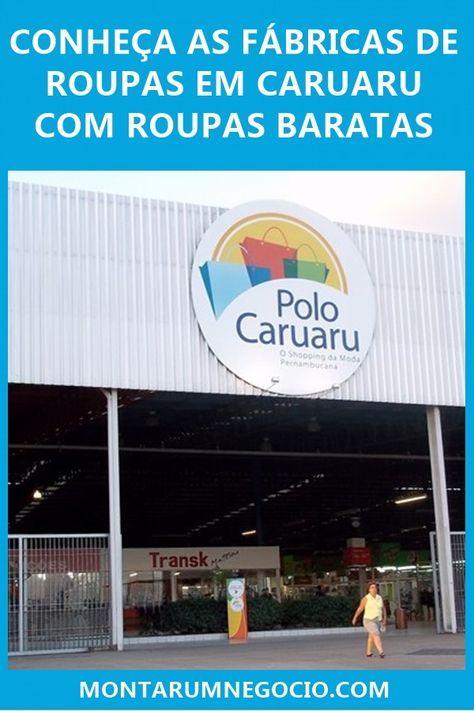 5141fa5e5 Conheça as fábricas de roupas em Caruaru e descubra como comprar roupas  baratas no atacado.