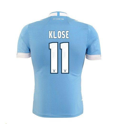 Men's 2013/14 S.S. Lazio Miroslav Klose 11 Home by SoccerAvenue, $69.95