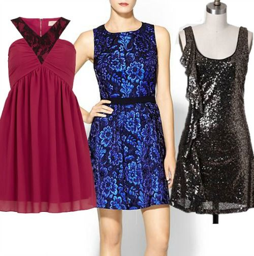 14 Fab Party Frocks for New Year's Eve -Momo