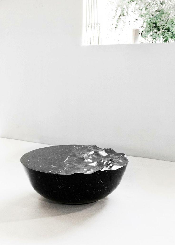 Die besten 25+ schwarzer Marmor Ideen auf Pinterest Marmortextur - marmor wohnzimmer tische