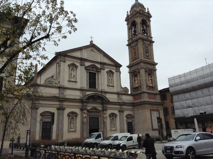 Basilica santo Stefano maggiore - Milano