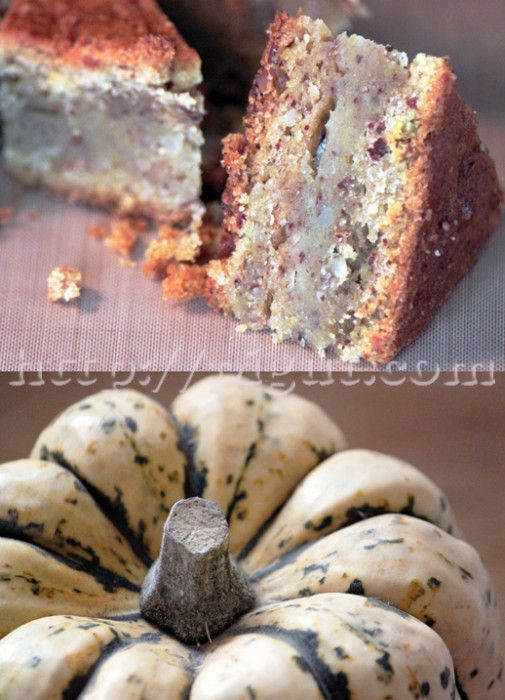 Gateau Courge Patidou PIGUT