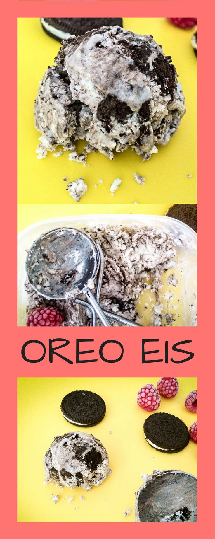 #oreo #Eis #Icecream #Oreoeis
