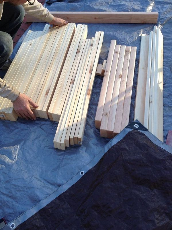 diy patio table, diy, how to, outdoor furniture, outdoor living, painted furniture, woodworking projects