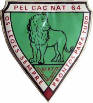 Pelotão de Caçadores Nativos 64 Guiné