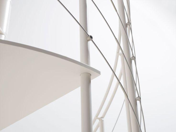 spiral staircase Slim   Fontanot