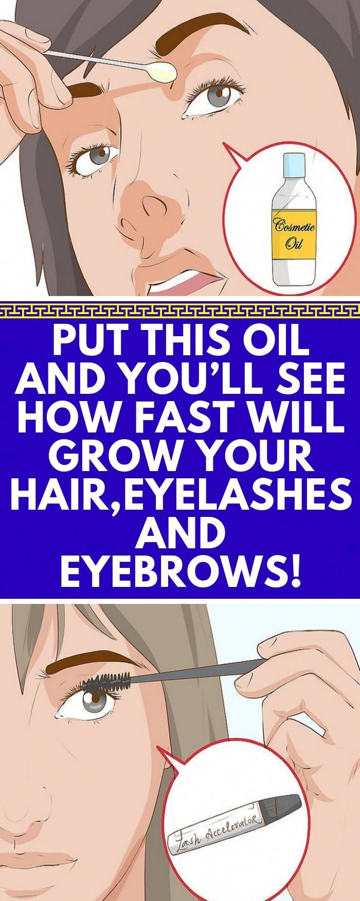 Put This Oil And You'll See How Fast Will Grow Your Hair ...