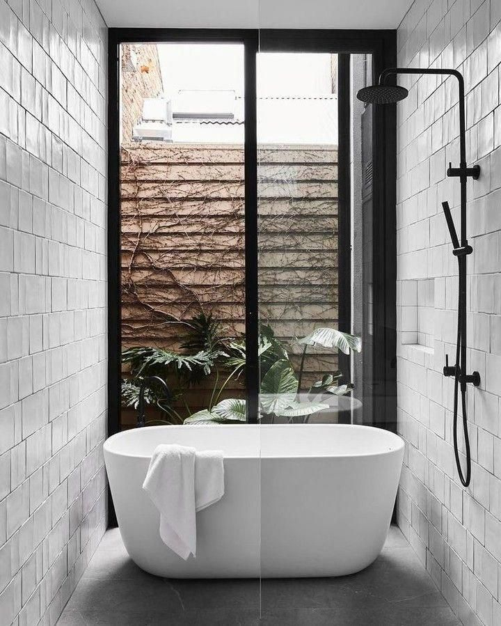 How Much Does A Bathroom Renovation Cost Bathroom Freestanding Modern Bathroom Design Bathroom Interior