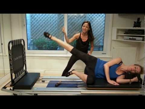 Cardio-Tramp at Peacock Pilates London - Bounce Those Pounds Off!! - www.peacock-pilates.com - YouTube