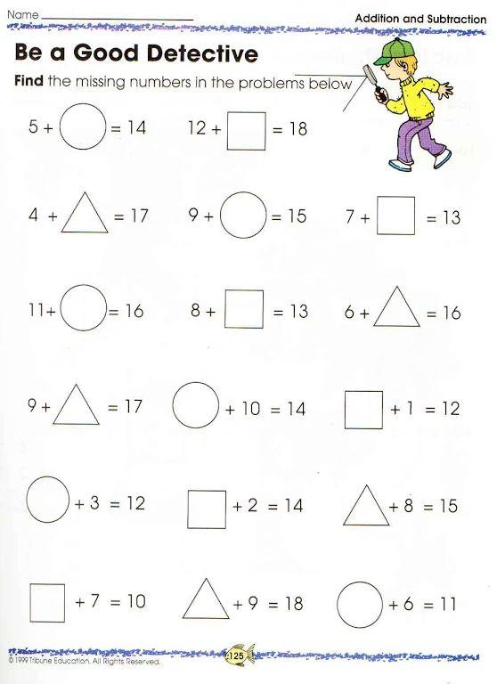 1401 best rekenoefeningen images on Pinterest   Mathematics ...