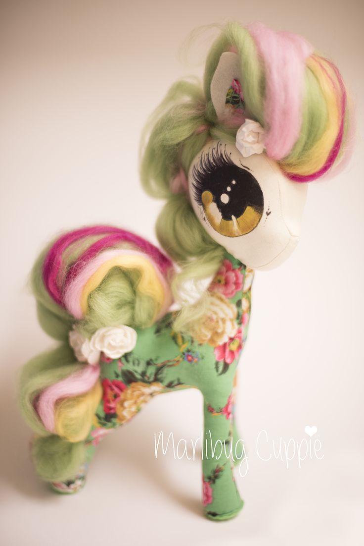 December 2014 Marlibug Cuppie Pony https://www.facebook.com/MarlibugCuppie