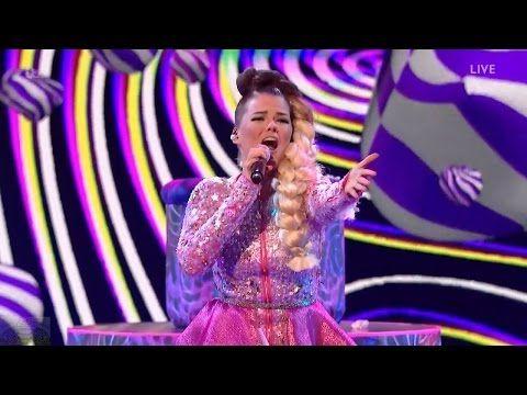 The X Factor UK 2016 Live Shows Week 3 Saara Aalto Full Clip S13E17 - YouTube