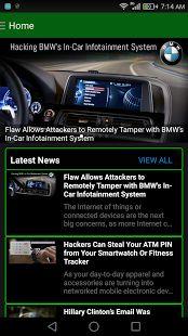 Geek App Hacking Tutorial News- screenshot thumbnail