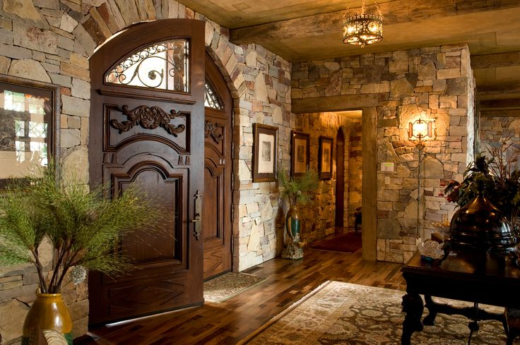 French Chateau - Entry