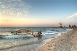 Headlands Beach State Park, Mentor, Ohio