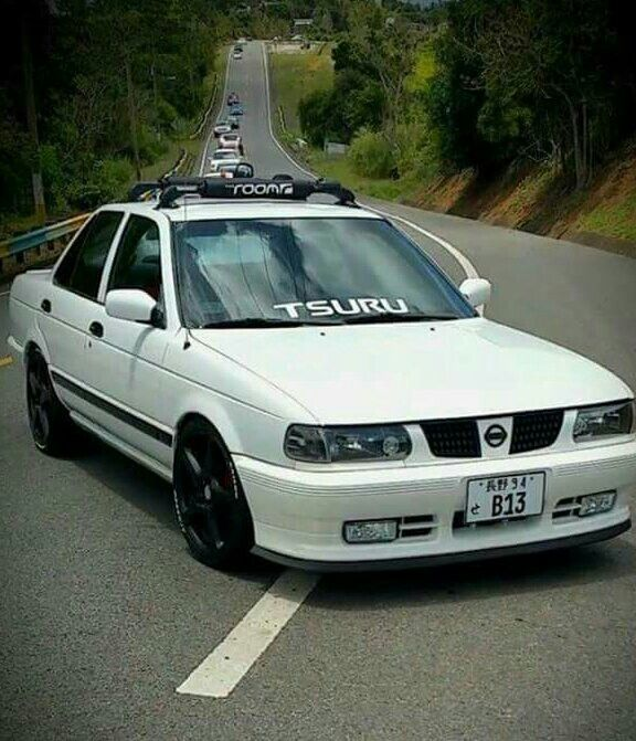 58 Best Images About Nissan Sentra B13 On Pinterest The