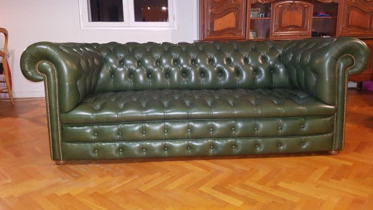 Interior Design Canape Chesterfield Cuir Canape Places En Cuir Vert Empire Le L1600 Abri Bois But Conver Cool Furniture Transforming Furniture Living Furniture