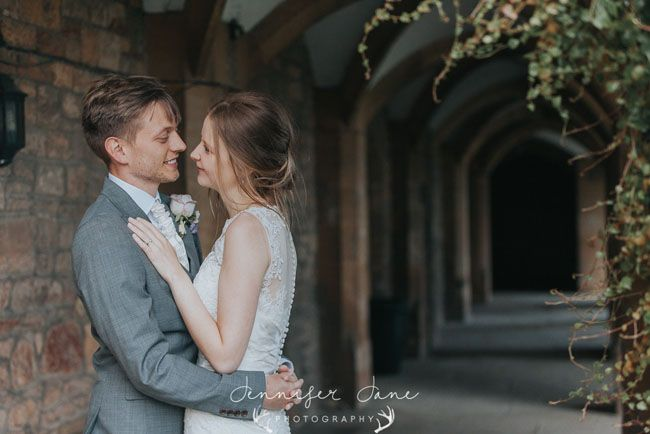 A sublimely pretty English wedding at Clifton College in Bristol, with Jennifer Jane Photography (43)