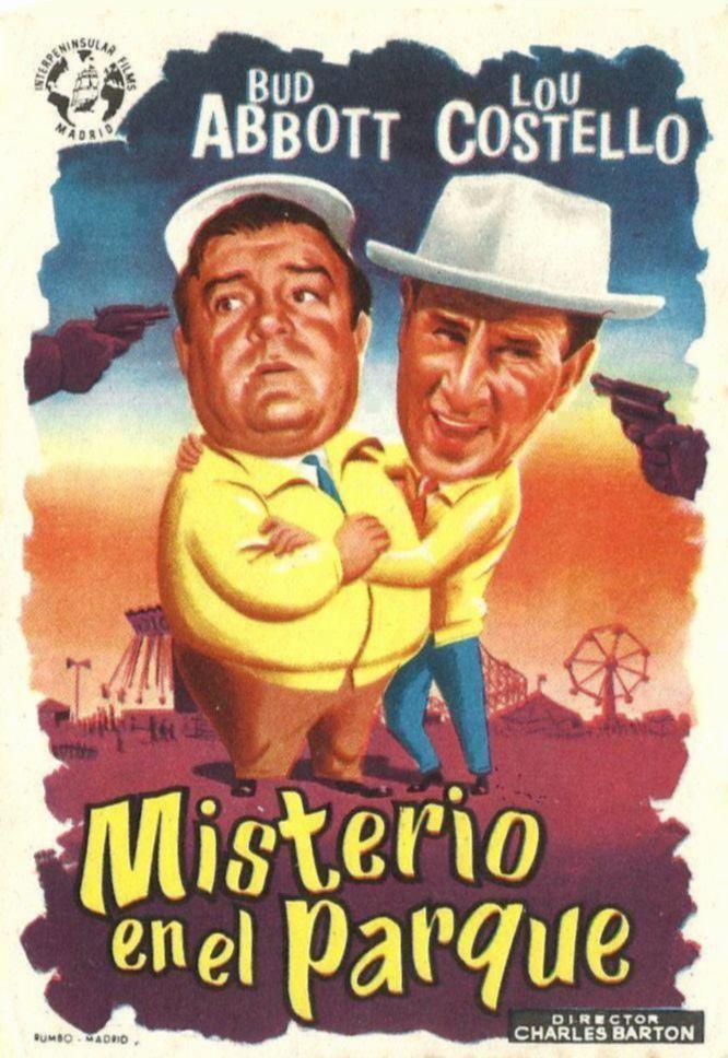 Misterio en el parque (1956) tt0049120 PP