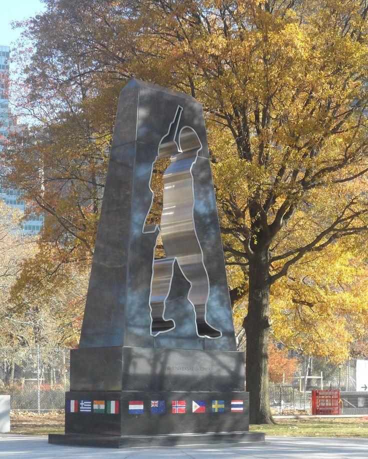 Мемориал ветеранов Корейской войны в Бэттери-парк Нью-Йорк Korean War Veterans Memorial in Battery Park New York  #Путешествия #Путешественники #УвидетьМир #НьюЙорк #США #Единство #Travel #Travellers #SeeTheWorld  #NewYork #USA #Unity #BatteryPark by andrew_tseytlin