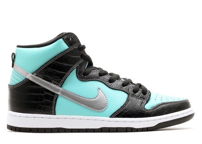 Nike Dunk Hi Prm SB Tiffany
