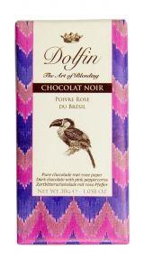 Dolfin 30g Voyage. Ciocolata neagra cu piper roz Brazilia