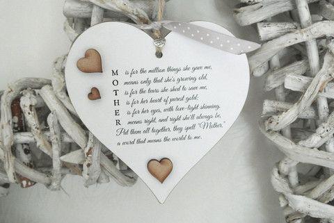 Mother Heart Gift - Divine Shabby Chic