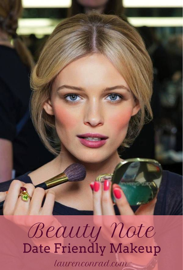 Date Friendly Makeup Tips