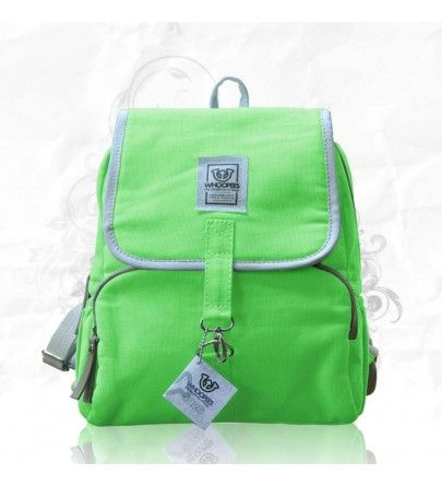 Tas Ransel Laptop Wanita - Whoopees 5026 Hijau from AnyBagz - Rp 205.000: http://www.anybagz.com/index.php?route=product/product&product_id=42