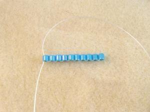 Herringbone Stitch Tutorial: Make a Ladder Using Ladder Stitch