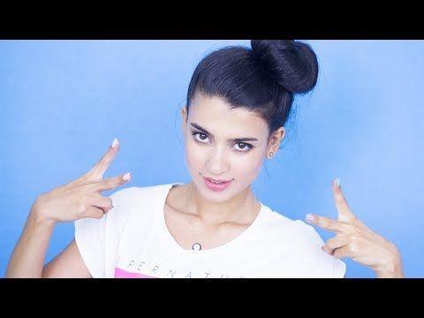 Fotoğraf Çekimi İçin Saç Modeli Önerisi - YouTube
