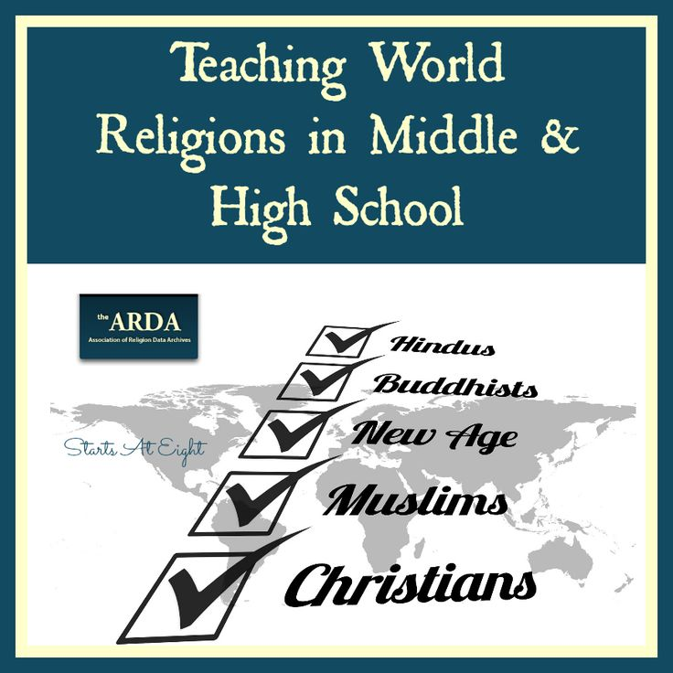 teaching world religion in the public  plan to teach about islam, it and other religions already part of curriculum  a  world religion class as a graduation requirement in a public.