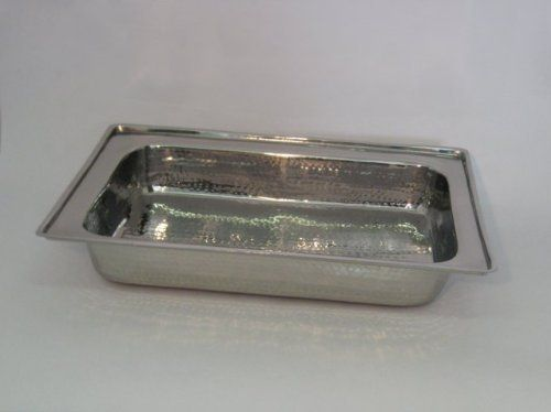 Chafing Dish Water Pan only for 682 by Old Dutch. $71.89. Model WP682. Product by :Old Dutch. PROD ID 173006. The Oval Polished Nickel dripless water pan is perfect if you already have a chafing dish but you need the pan underneath that holds hot water for warming food. This water pan functions perfectly for 6 quarts of food.Image is for representation only and does not reflect actual item ordered.