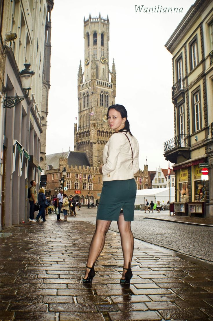 wanilianna | Seams in Public | Fully fashioned stockings ...