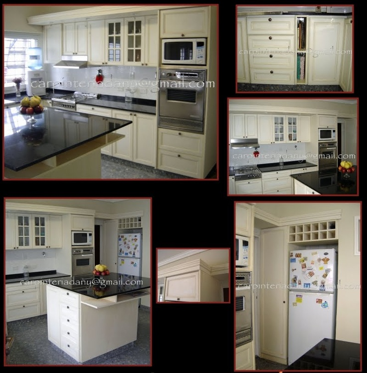 30 best muebles de cocina images on pinterest kitchen for Muebles de cocina kitchen