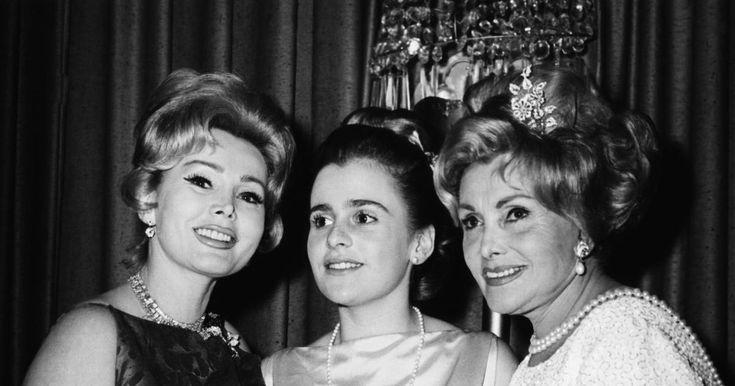 Zsa Zsa Gabor, Francesca Hilton and Jolie Gabor, 1963 - Photos -  Remembering Zsa Zsa Gabor - NY Daily News