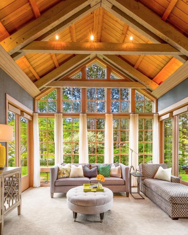 17 best ideas about vaulted living rooms on pinterest for Vaulted ceiling great room