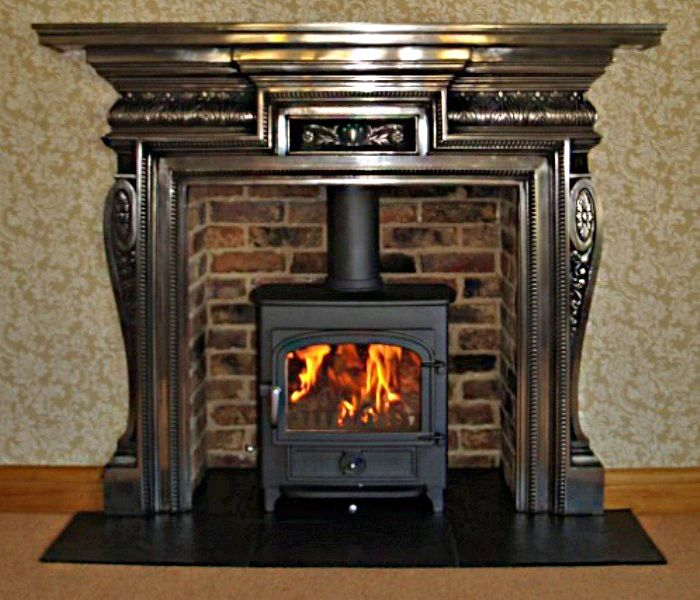 33 best Bespoke fireplaces with Clearview wood stoves images on ...