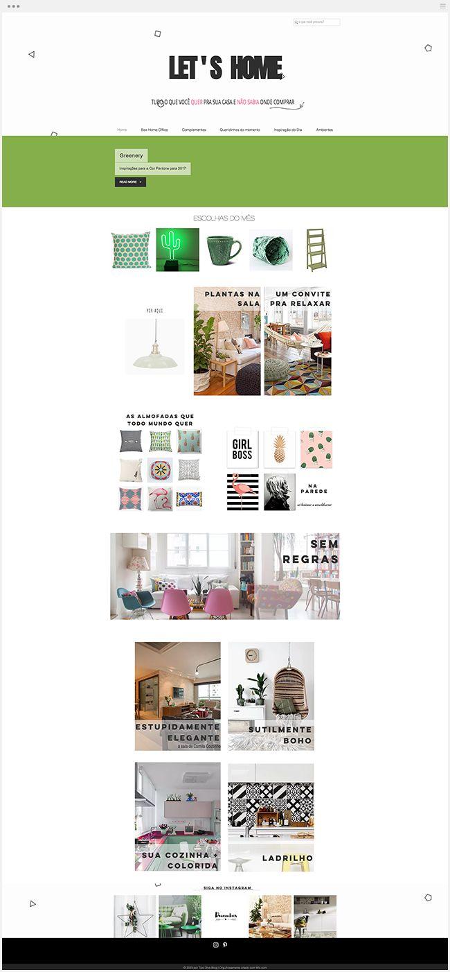 Let's Home | Interior Design