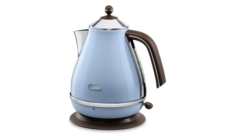 Delonghi Vintage Icona Kettle Blue £69.99 from Fishpools #Fishpools
