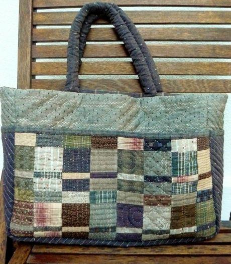 yoko saito, patchwork, sac, ba
