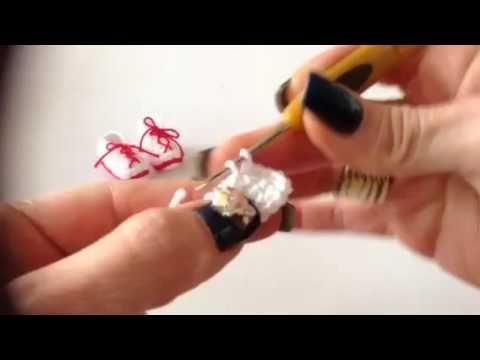 Muñeca Victoria amigurumi By Petus DÉCIMA PARTE - YouTube